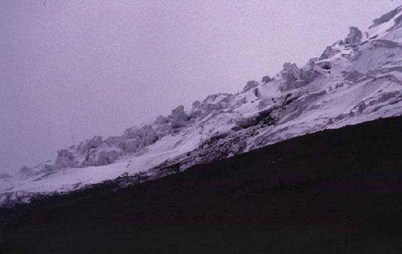 ecard 98512-gletscher-cotopaxi