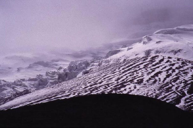 ecard 98513-gletscher-cotopaxi-2