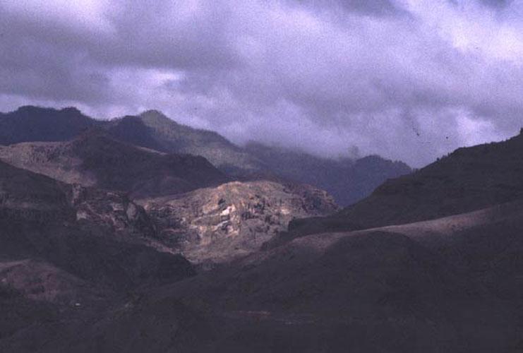 ecard 1018-berglandschap-met-wolk